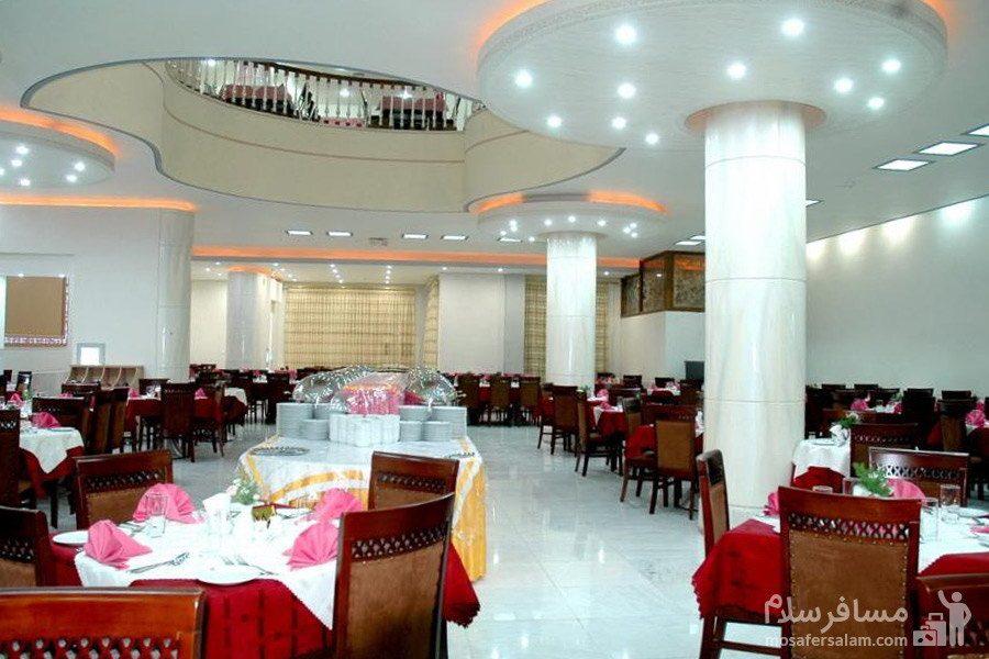 سالن مروارید هتل مینو مشهد