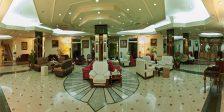 لابی هتل قصرالضیافه مشهد