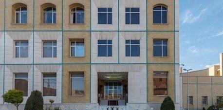 هتل قصرالضیافه مشهد در صحن هدایت