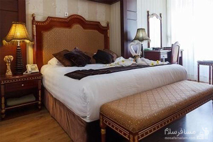 اتاق رویال شمس A هتل قصرالضیافه مشهد