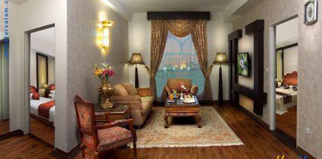 سوییت هتل قصر الضیافه مشهد