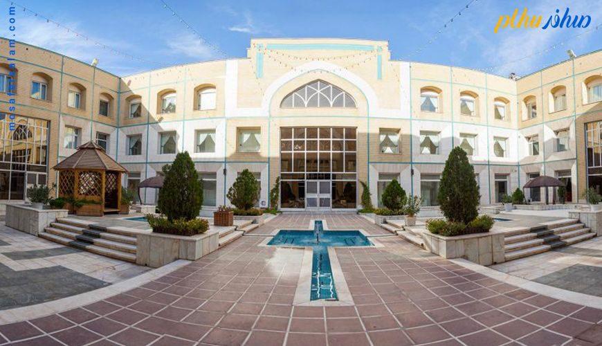 نما هتل قصر الضیافه مشهد