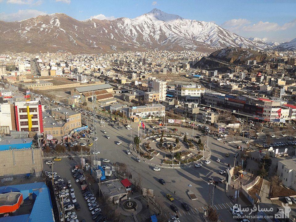 میدان جهاد (بازار بانه)