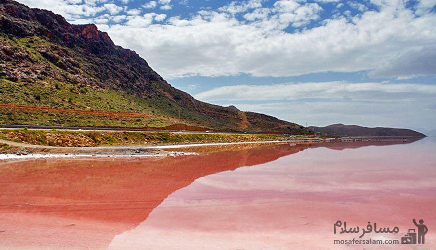 دریاچه مهارلو, گروه گردشگری مسافر سلام
