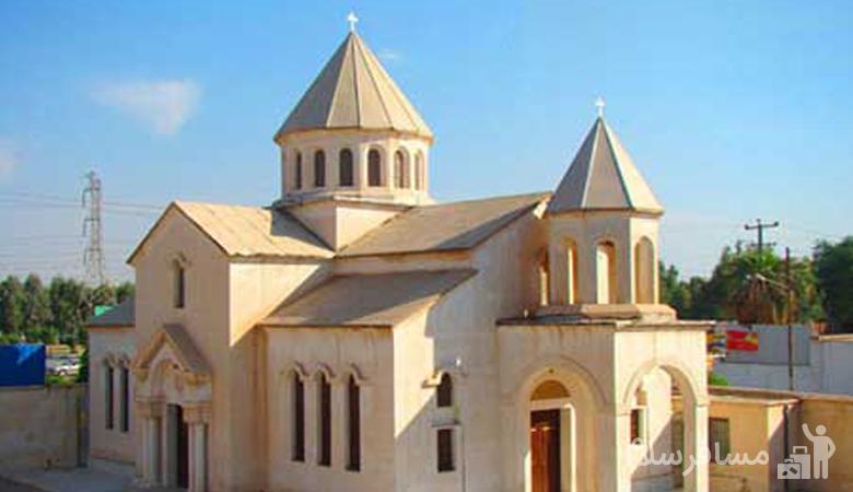 کلیسا سورت گاراپت در آبادان