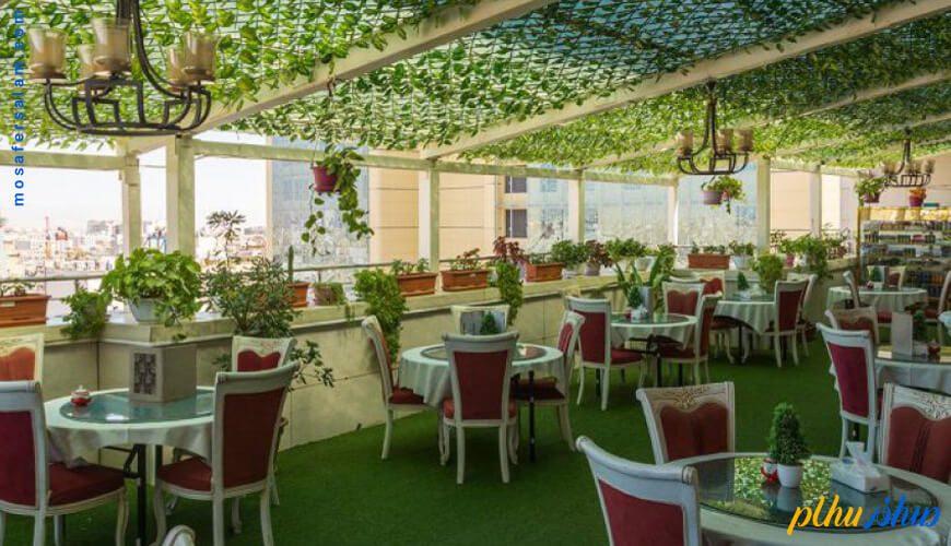 رستوران هتل الماس نوین مشهد