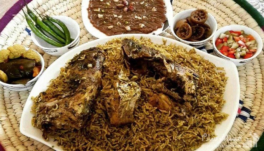 غذاهای محلی در سفر, گروه گردشگری مسافر سلام