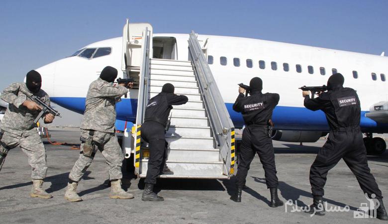 حفاظت هواپیما