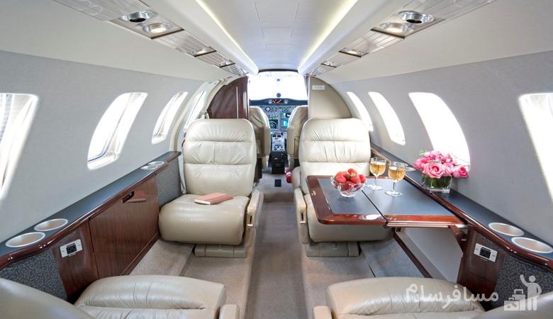 میز تاشو هواپیما
