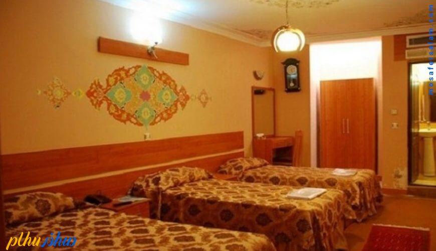 اتاق هتل سنتی ابن سینا اصفهان