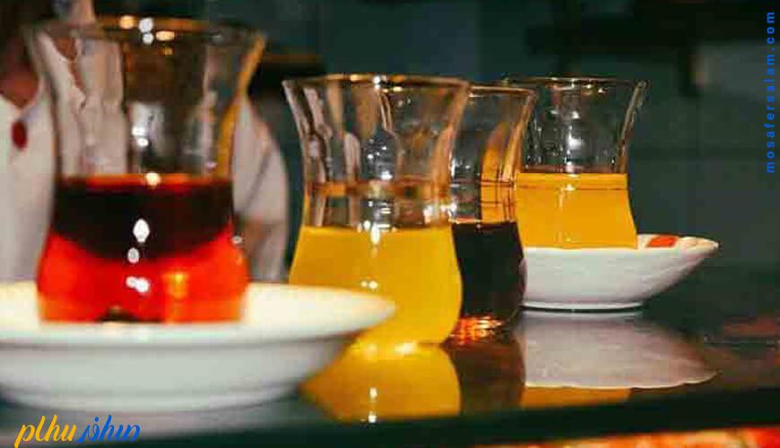 یه فنجان چای در کوچک ترین قهوه خانه ی دنیا کافه حاج علی درویش