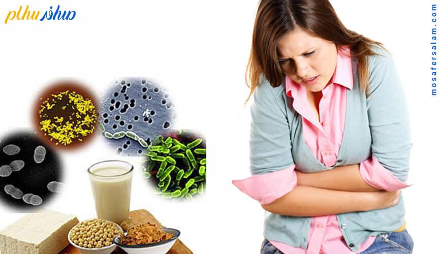 جلوگیری از مسمومیت غذایی در مسافرت