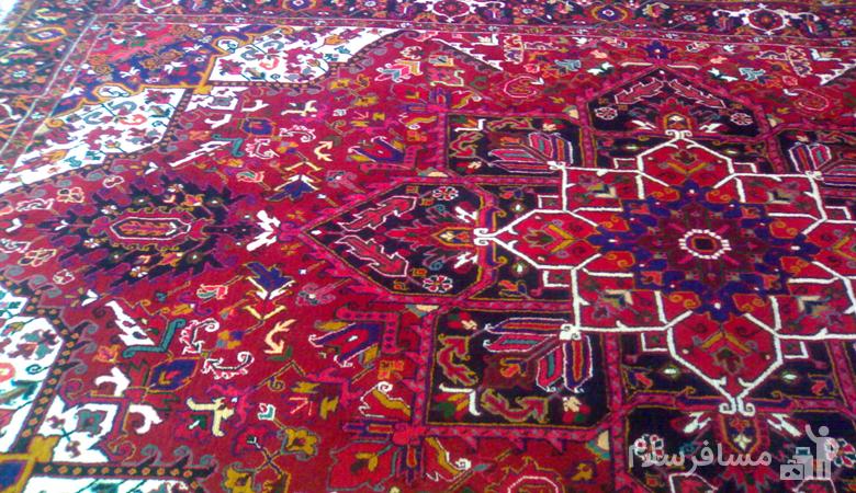 فرش مشهد
