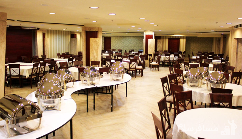 رستوران پسران کریم برج آلتون مشهد