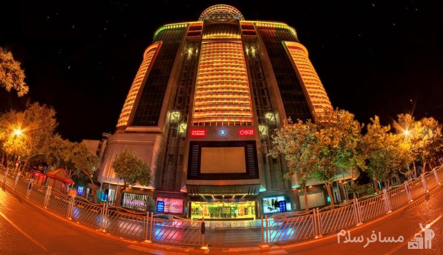 برج تجاری اداری آلتون مشهد