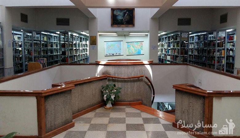 کتابخانه دانشکده ادبیات