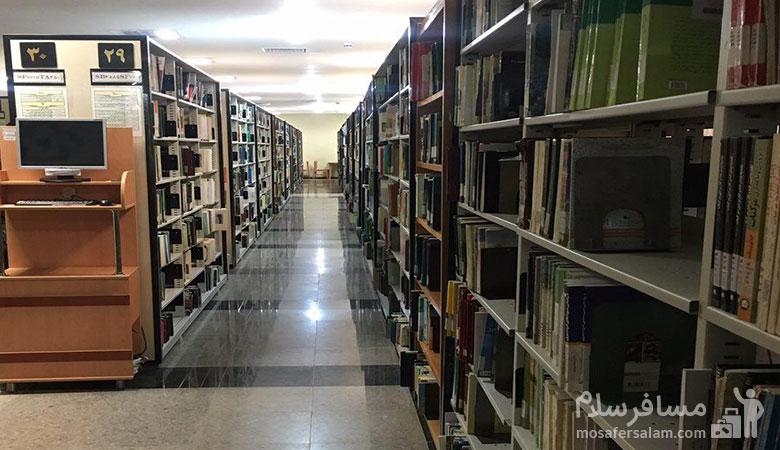 مخزن کتاب ها