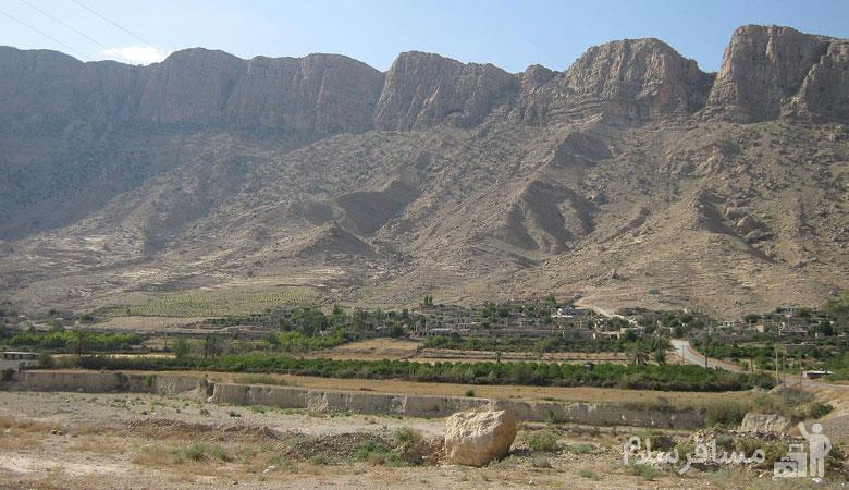 کوه شاپور