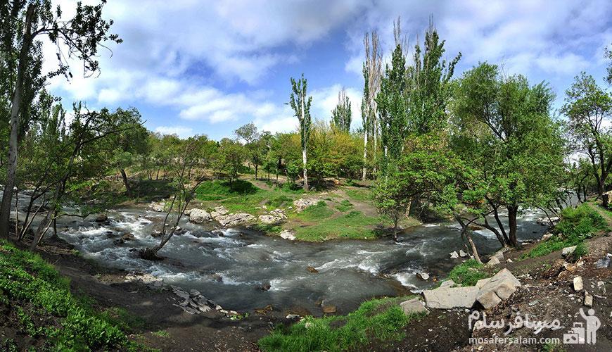 پارک مناظر طبیعی مشهد | وکیل آباد