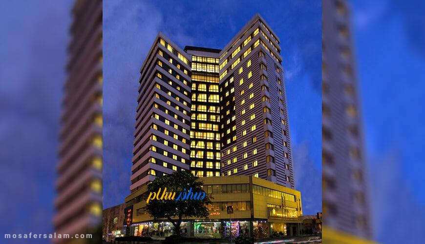 هتل سی نور مشهد | رزرو هتل مشهد نزدیک حرم