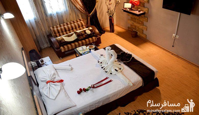 هتل فردوسی مشهد، هتل های سه ستاره مشهد، رزرواسیون مسافرسلام