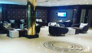 لابی هتل سپنتا مشهد، رزرواسیون مسافرسلام