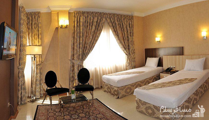 هتل های مشهد سه ستاره