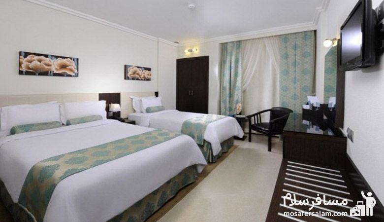هتل تهران مشهد، هتل های سه ستاره مشهد، رزرواسیون مسافر سلام