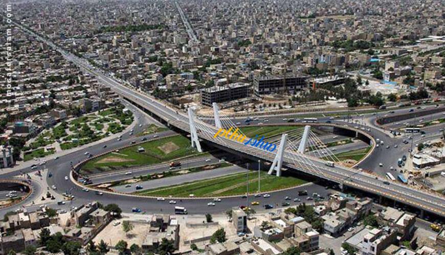 شهر مشهد | مسافرسلام