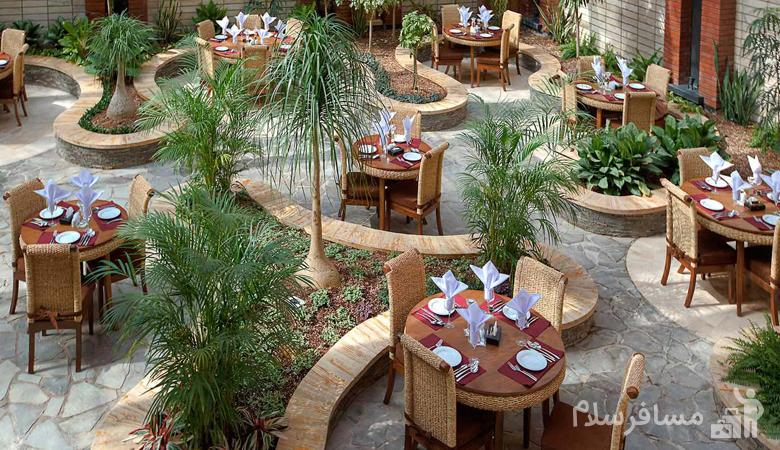 ررستوران هتل درویشی مشهد