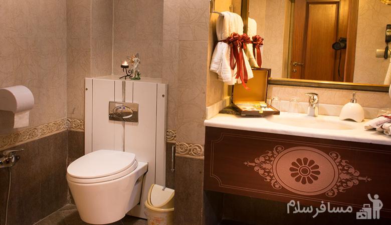 سرویس بهداشتی قصر طلایی
