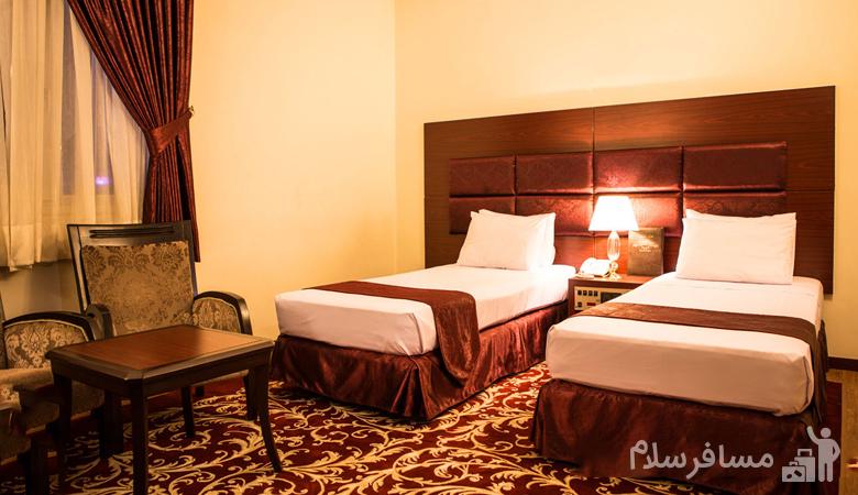اتاق ویژه هتل مشهد مشهد