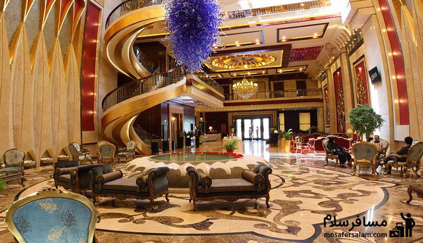 تصاویر هتل درویشی