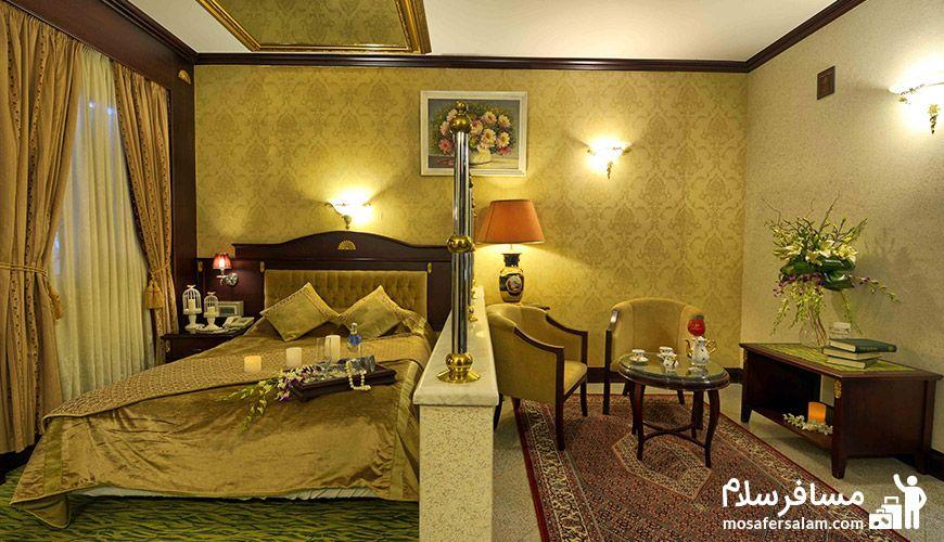 سوئیت معمولی در هتل قصر