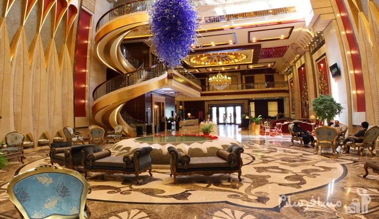 لابی هتل درویشی