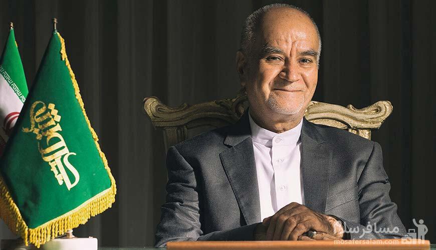 علی درویشی مالک هتل درویشی