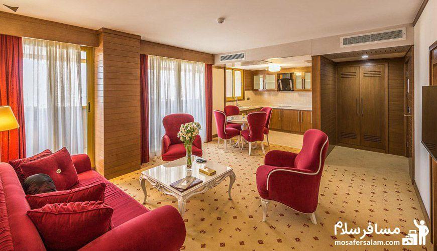 هتل آمان مشهد