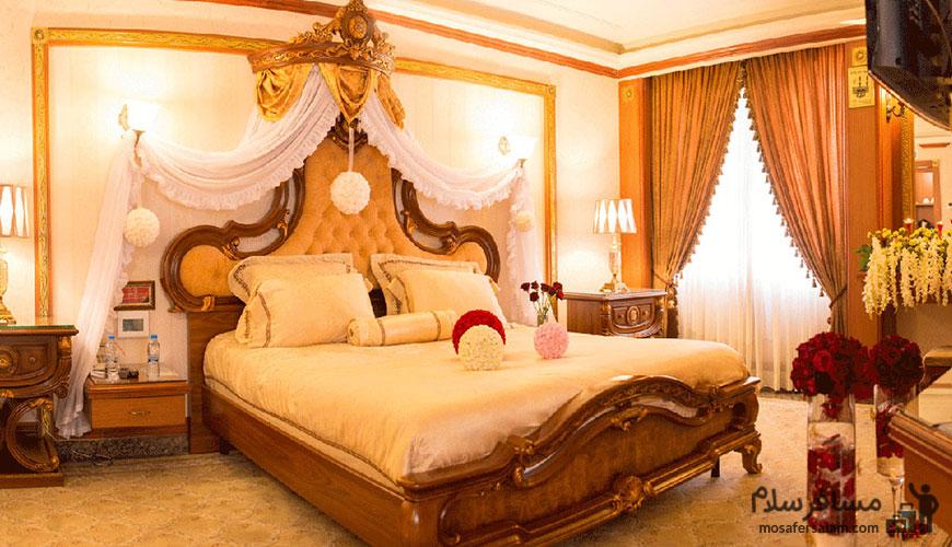 سوئیت پرنسس هتل قصر طلایی