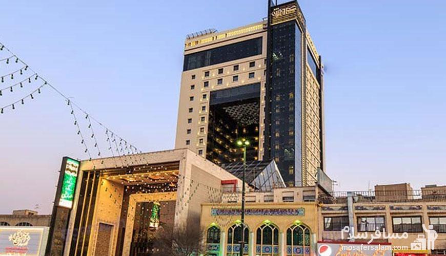 هتل درویشی خیابان امام رضا