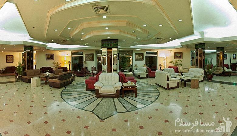 لابی هتل قصرالضیافه