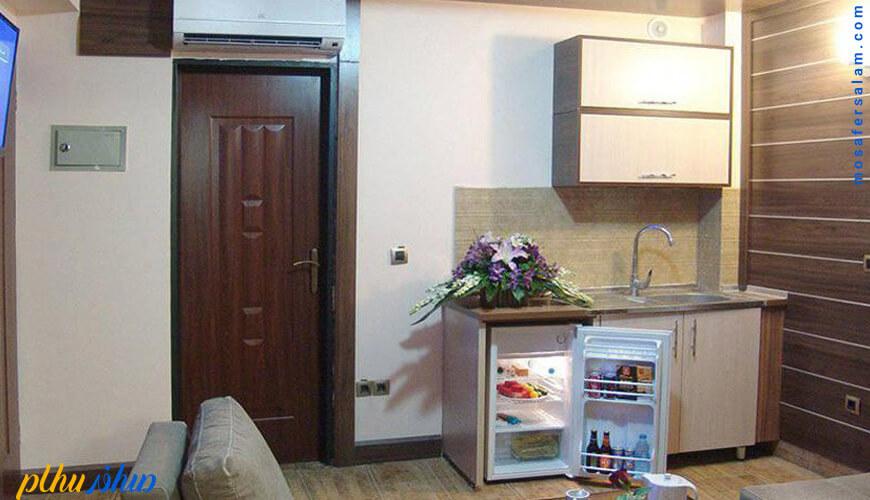 نزدیک ترین هتل آپارتمان به حرم امام رضا (ع)