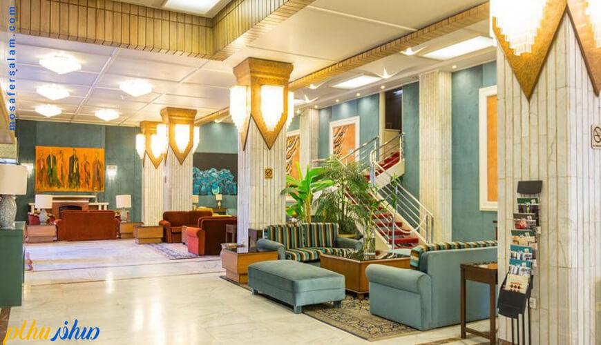 هتل های مشهد خیابان پاسداران