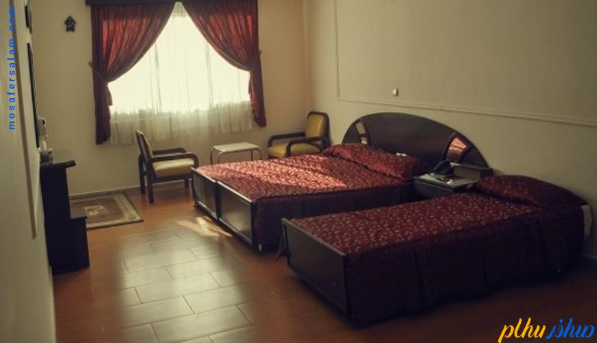 هتل های مشهد خیابان احمد آباد