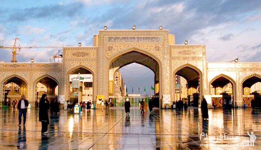 خیابان شیخ طوسی مشهد