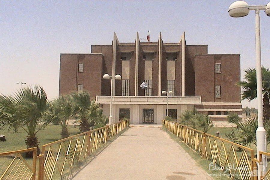 پل سینما نفت آبادان