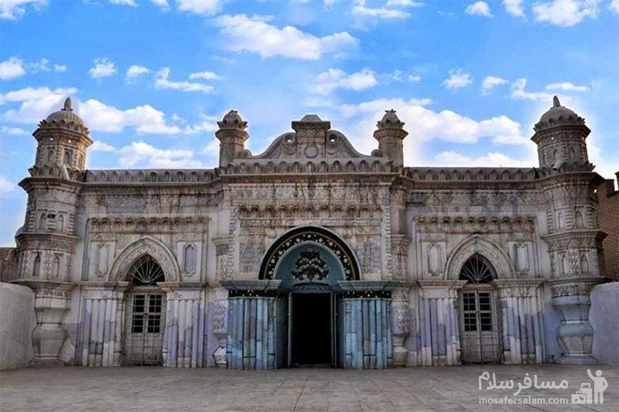 مسجد رنگونی های آبادان
