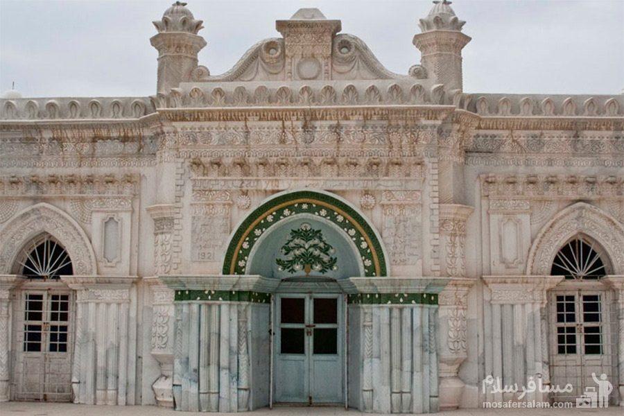 مسجد تاریخی رنگونی ها