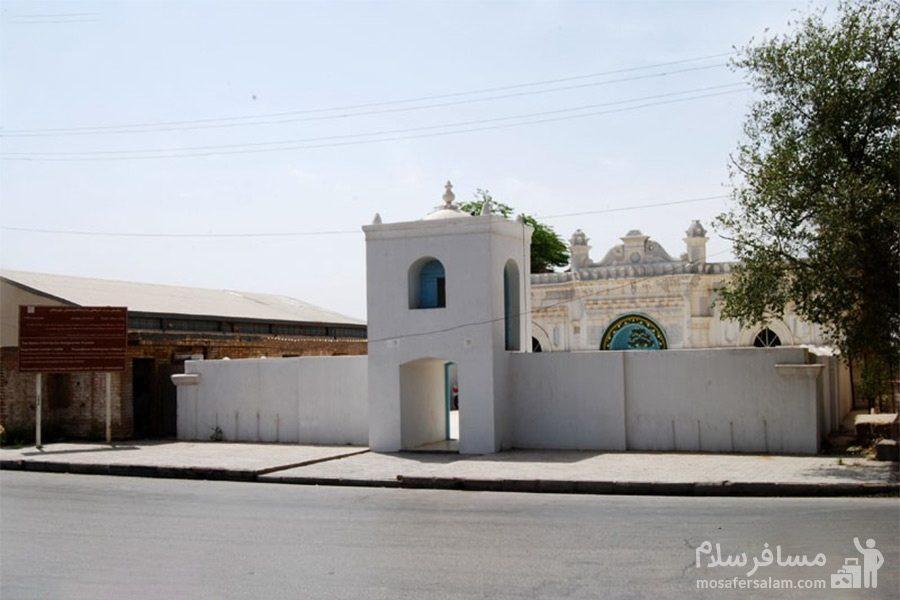 مسجد رنگونی ها - آبادان