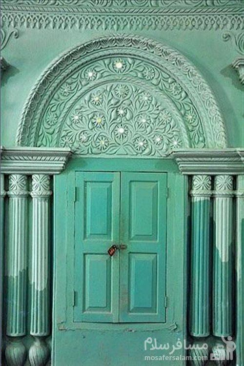 درب مسجد رنگونی ها