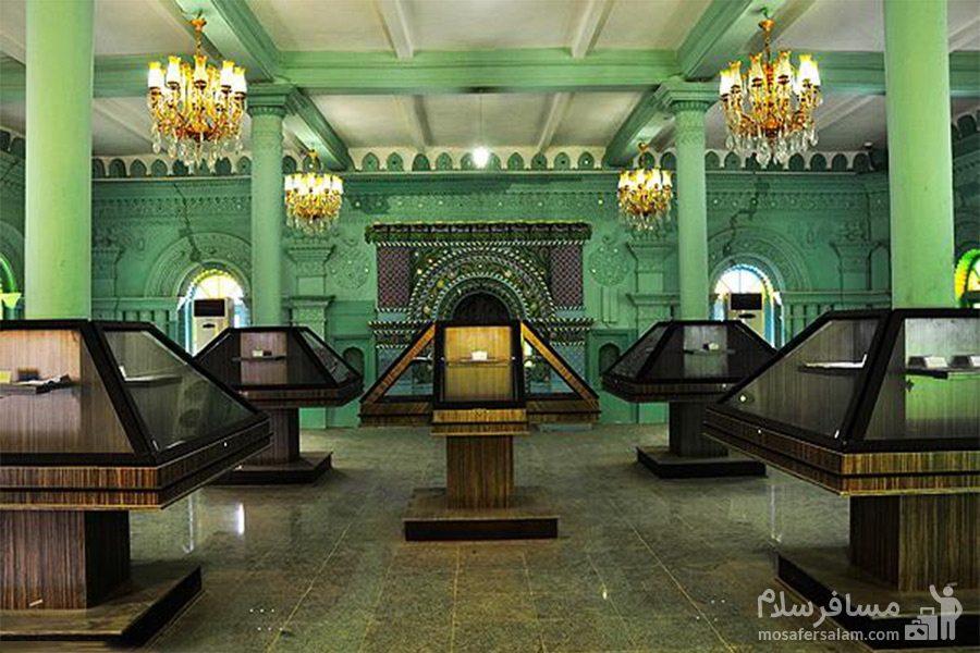 مسجد رنگونی های شهر آبادان